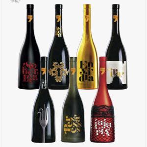 pack vinos 7 pecados