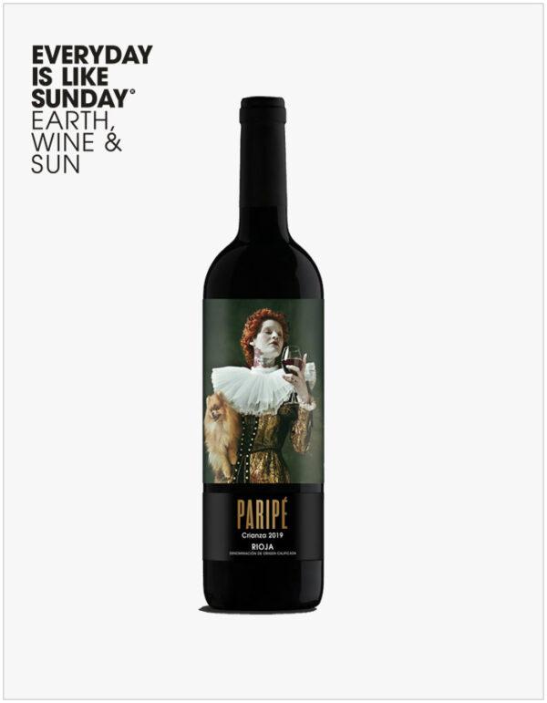 paripé vino tinto